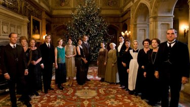 The second series of British drama <i>Downton Abbey</i> continued to pull in impressive ratings for Channel Seven during its run earlier this year.