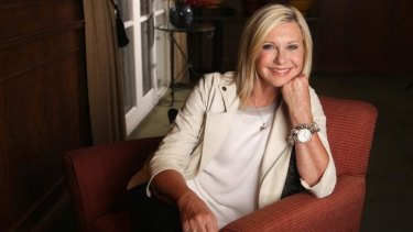 Olivia Newton-John will talk about her own battle with cancer on <i>Destination Survival</i>, a new show on The Thrive Channel for cancer survivors.