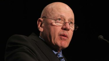 Former energy minister Chris Hartcher.