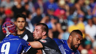 Kieran Foran to Warriors? Not quite - club owner Eric Watson