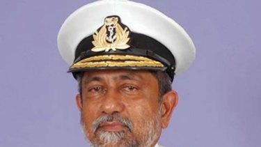 Denial ... Sri Lanka's high commissioner to Australia, Thisara Samarasinghe.