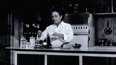 Cooking icon Margaret Fulton in 1968, when her first book was published.