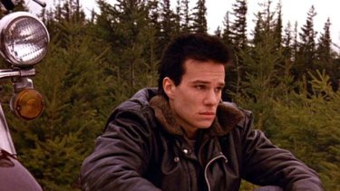 Suing for damages ... James Marshall in Twin Peaks.