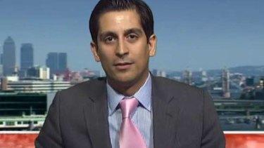 """Goldman Sachs rules the world"" ... Alessio Rastani."