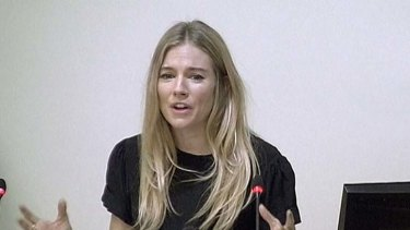 Actress Sienna Miller said she was terrified to be chased by up to 15 photographers, a practice McMullan described as 'sport.'