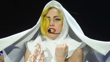 One night stand ... Gaga.