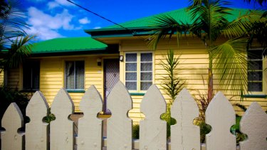 Brisbane's house prices have risen as sales have fallen.