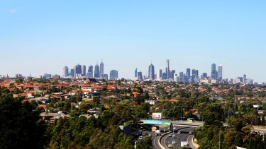 If it maintained its current growth rates, Melbourne would have a population of more than 10 million people by the middle of the century.