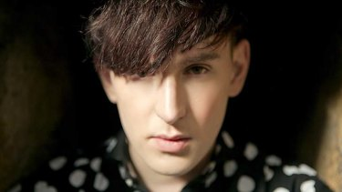 Acoustic journeyman … Patrick Wolf looks back over a decade of work.