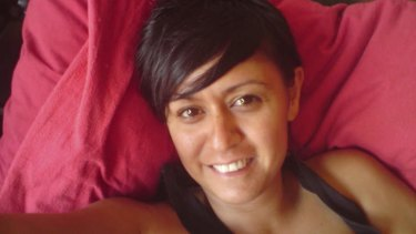 Facing drugs charges in Bali: Leeza Tracey Ormsby.