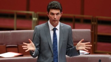 Greens Senator Scott Ludlam says he and his party will not support the bill.