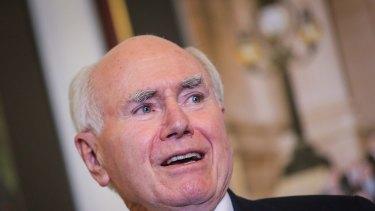 Former Prime Minister John Howard: is he a benevolent sexist?