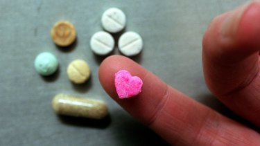 British research found alcohol is far more harmful to the individual and society than MDMA, which is better known as ecstasy.
