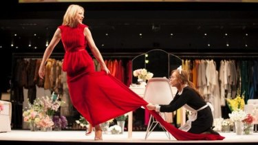 Cate Blanchett and Isabelle Huppert in 2013's The Maids.