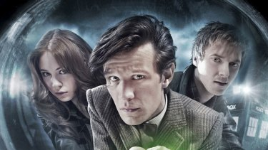 The mystery is as much a part of Doctor Who's appeal as the time travel.
