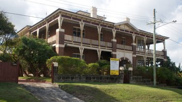 The house in Alison Road, Coogee is rumoured to have an elephant buried in the backyard.