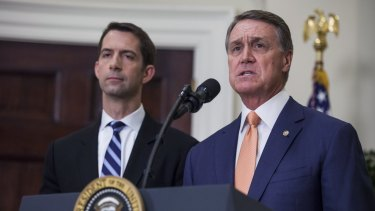 Republican senators David Perdue and Tom Cotton are sponsoring the Reforming American Immigration for a Strong Economy (RAISE) Act, which would see the introduction of a points-based immigration system in the US.