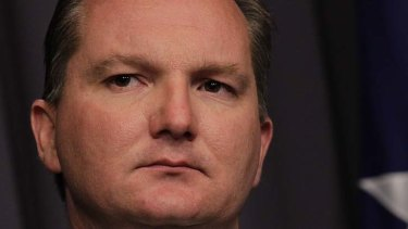 Immigration Minister Chris Bowen.