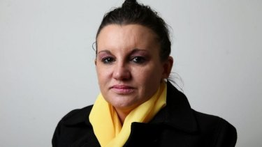 Senator Lambie expressed support for anti-burqa comments made by Liberal Senator Cory Bernardi.
