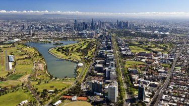 Melbourne got high marks for infrastructure and environmental sustainability.