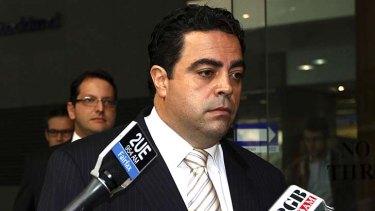 Joe Tripodi: Notoriety that damaged the Labor Party brand.