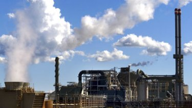 Alcoa's Wagerup refinery has long been the subject of criticism from nearby residents.