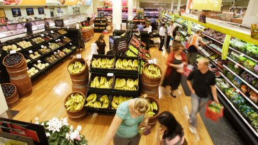Woolworths has sold almost $15.2 billion worth of goods across its divisions during the March quarter