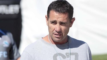 Ban upheld: Cronulla Sharks coach Shane Flanagan.
