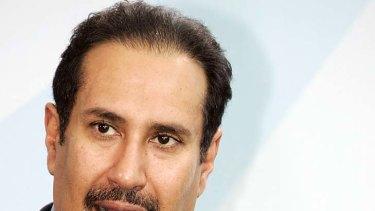 Sheikh Hamad bin Jassim Al Thani ... had his bid rejected.