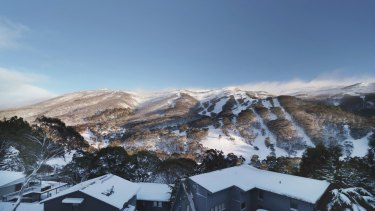 A winter wonderland? Snow conditions may not always be reported accurately, say skiers.