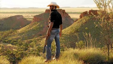 Tensions: Scene from <i>Mystery Road</i>.