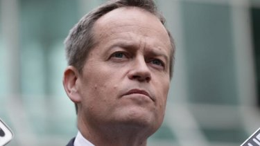 "Opposition Leader Bill Shorten: ""I believe Putin knows more about what happened with MH17 than he's let on."""