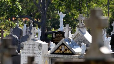Burial costs: Rookwood, the largest cemetery in the southern hemisphere, is forecast to run out of space in the next 40 years. It had gross sales of $15.9 million.