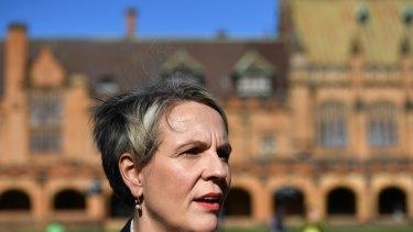 Labor education spokeswoman Tanya Plibersek.
