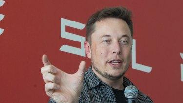 Elon Musk has big plans for Mars.