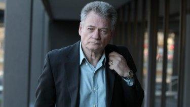 Australia Motoring Enthusiast Party founder Keith Littler.