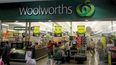 Phase out: By 2018, Woolworths have pledged to no longer stock caged eggs.