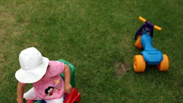 Availability of spots in childcare centres and kindergartens varies greatly from suburb to suburb.