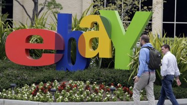 eBay initially thought no data had been compromised.