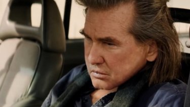 Val Kilmer stars in the action movie Paydirt, his first since film since recovering from throat cancer.