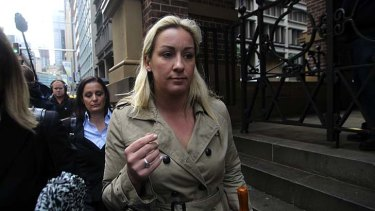 Asking for bail … Keli Lane maintains her innocence.