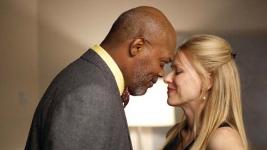 Naomi Watts and Samuel L. Jackson.