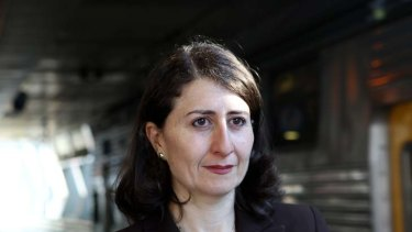 Gladys Berejiklian ... has promised a more transparent approach to the job.