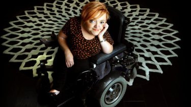 Comedian Stella Young 'was champagne', according to friend Benjamin Law.