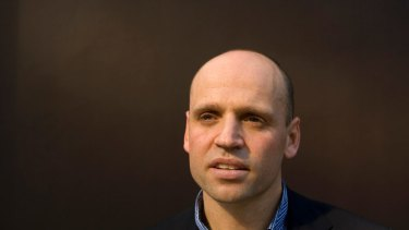 Athletics Australia president Mark Arbib: wants track and field meets to appeal to TV networks.