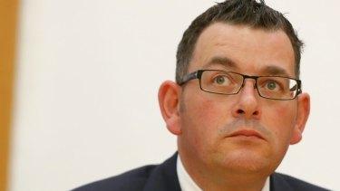 Victorian Premier Daniel Andrews has a $9.1 billion budget bonanza on his hands.