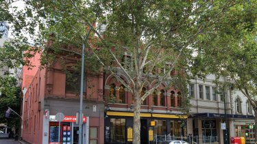 Stephen Ring has bought the red brick city building 23-29 Bourke Street, Melbourne.