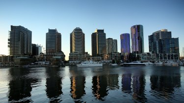 Australia's commercial property sector is being underpinned by rising tenant demand for office space and the flow of money from offshore investors.