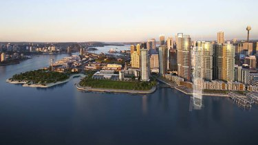 Extraordinary secrecy provisions: Proposed casino at Barangaroo.
