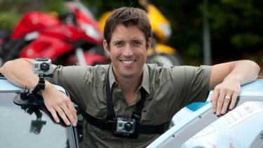 GoPro founder and CEO Nicholas Woodman kicked off his billion-dollar business by wanting to capture video of himself and his friends surfing.